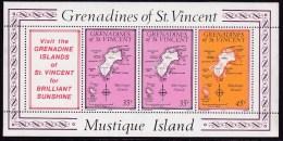 St Vincent 1976 Mystique Island Sc 99b Mint Never Hinged - St.Vincent & Grenadines
