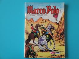 Marco Polo   N° 132  Mon Journal   Aventures Et Voyages Petit Format  Bon Etat - Mon Journal