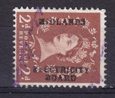 "Great Britain QEII. Stamp Commercial Overprint ""MIDLANDS ELECTRICITY BOARD"" - Gran Bretaña"