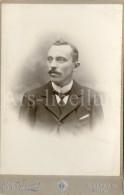 Cabinet Card / Photo De Cabinet / Signée / Signed / P. Cleerbuller / Photo E. Turner / Huy / 1920 - Personnes Identifiées