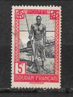 Timbres De 1931-38 : N°86 Chez Y Et T. (Voir Commentaires) - Sudan (1894-1902)