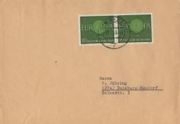 LETTERA      DA  BABEMS    PER  DUISBERG  NEUDORF        (VIAGGIATA) - [7] Federal Republic