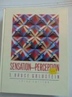 Sensation And Perception  (by E.Bruce Goldstein)  (mécanismes De La Vision) - Educación