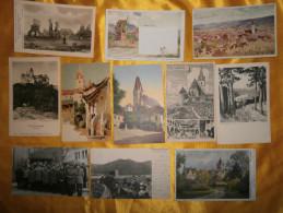 Ca. 400 Karten - Wachau ( Grossteil - Weissenkirchen ) Sammlungs - Auflösung - 100 - 499 Karten