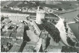 CPSM 30 - Aigues Mortes - Photo Aérienne Clarion - Aigues-Mortes