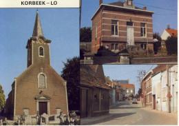 Korbeek-Lo Bierbeek (meerzicht) - Bierbeek
