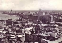Bari - Panorama, Viaggiata 1958 - Bari