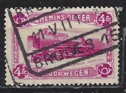 Belgium 1934  Railway Parcelpost  (o) Mi.9 - Railway
