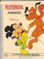 Plutonova  - Pobjeda ( W.Disney ) Br. 4 Zagreb 1959 - Bücher, Zeitschriften, Comics