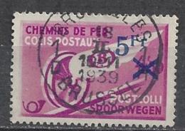 Belgium 1938  Railway Parcelpost  (o) Mi.12 - Railway