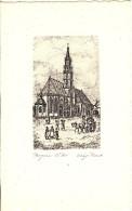 Bozen Um 1830, Original Radierung - Andere Sammlungen