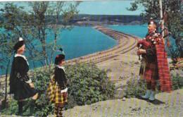 Canada Road To Isles Causeway Cape Breton Nova Scotia - Cape Breton