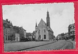 Belgique -Herentals Grote Markt TB Cpa - Herentals