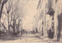 83 / LE LUC / RUE DE LA REPUBLIQUE / L.O 242 - Le Luc