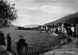 BG30506 Lago Di Como Lungolago Italy   CPSM 14.5x10cm - Italia