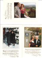 Privater Briefverkehr Des ROBERT STOLZ + Ehrenplakette - Sonstige