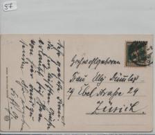 Pro Juventute Berner Sennenbub/Costumes 5c - Yv 152 - Carte Postale - Pro Juventute