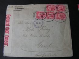 SA Cv, Swakopmund -  Genf   1919 Red Cross Gneve  Schweiz - South Africa (...-1961)