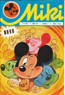 2 Mal MIKI - Bücher, Zeitschriften, Comics