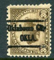 USA Precancel - Oklahoma - Oklahoma City (see Description) - United States