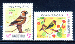 Iran / Birds MNH Aves Vögel Oiseaux / Ff35 - Pájaros