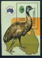 Cuba 1984 / Birds MNH Aves Vögel Oiseaux / C5604 - Vögel