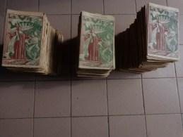 Lot De 310 Numeros-- La  Vie Litteraire N°1 A 311 Manque Le N°41-fayard Freres Poids Sans Emballage 18 Kg - Lots De Plusieurs Livres