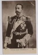 De Britse Koning George V - Guerre 1914-18