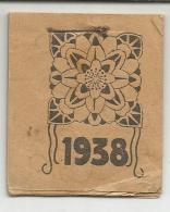 PETIT AGENDA 1938 - Kalenders