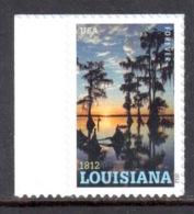 Timbre USA Adhésif Louisiana - 2012 - United States