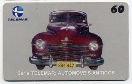 Voiture Plymouth  Année 1947 Car Télécarte Phonecard  Telefonkarte R674 - Cars