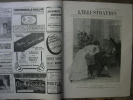 L'ILLUSTRATION 3542 MASCATE / METRO/ BRANLY/ AVIATION INDOCHINE/  FONTFROIDE/ SOUDEILLES  14 Janvier 1911 - Journaux - Quotidiens