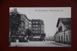LES VALLEES - Place De La Gare - La Garenne Colombes