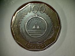 Cap Vert  100 Escudos 1994 - Cape Verde
