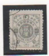 COREE 1900-05 YT N° 16 Oblitéré - Korea (...-1945)
