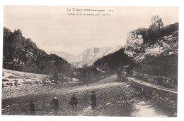 REF 243  : CPA 43 LE VELAY Pittoresque Vallée De La Sumerie Près Le Puy - Non Classés