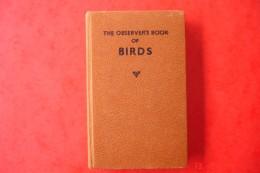 The Observers Bookof Birds1972 .Illustré14;5x9 - Wildlife