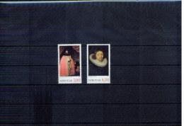 Faroe Islands 2003 Theologians Michel Block 471-472 Postfrisch / MNH - Féroé (Iles)