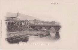 BESSEGES (30 ) Pont . Atelier De Construction . Chaudronnerie - Bessèges