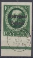 Bayern Minr.132B UR Gestempelt - Bayern