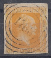 Preussen Minr.8 Gestempelt Nr.-St. 1763 Rüdersdorf Feuser + 50 - Preussen