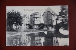 ALLEMAGNE, BAD KREUZNACH - Bruckenhauser - Bad Kreuznach
