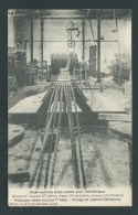 Glain- Lez- Liège. Corderie à Vapeur, Jules Hannay. Cables Pour Mines Et  Marine. Fabrication D´un Cable Métallique - Liege