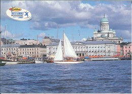 CPM Finlande - Helsinki - Global Athletics - IAAF World Championships 2005 - The City By The Sea - Finland
