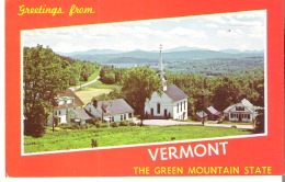 Peaceful Vermont Countryside - United States