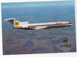 España - IBERIA - Lineas Aereas De España - Boeing 727/256 - 1946-....: Era Moderna