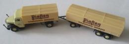 Camion HO 1/87° MAN Diesel Piasten Epoque II (neuf) - Strassenfahrzeuge