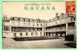 91 EVRY-PETIT-BOURG - Couvent De Grandbourg - Vue Intérieure - Evry