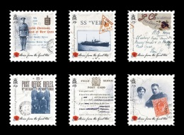 Guernsey 2015 Mih. 1547/52 World War I (II) MNH ** - Guernsey