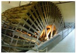 CP 77 TRILBARDOU La Roue Alphonse SAGEBIEN Construite En 1869 Usine élévatoire De Trilbardou - France